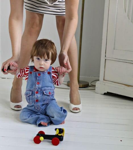 Det är klart att det är roligt att köpa fina saker till sina barn f1de686504933
