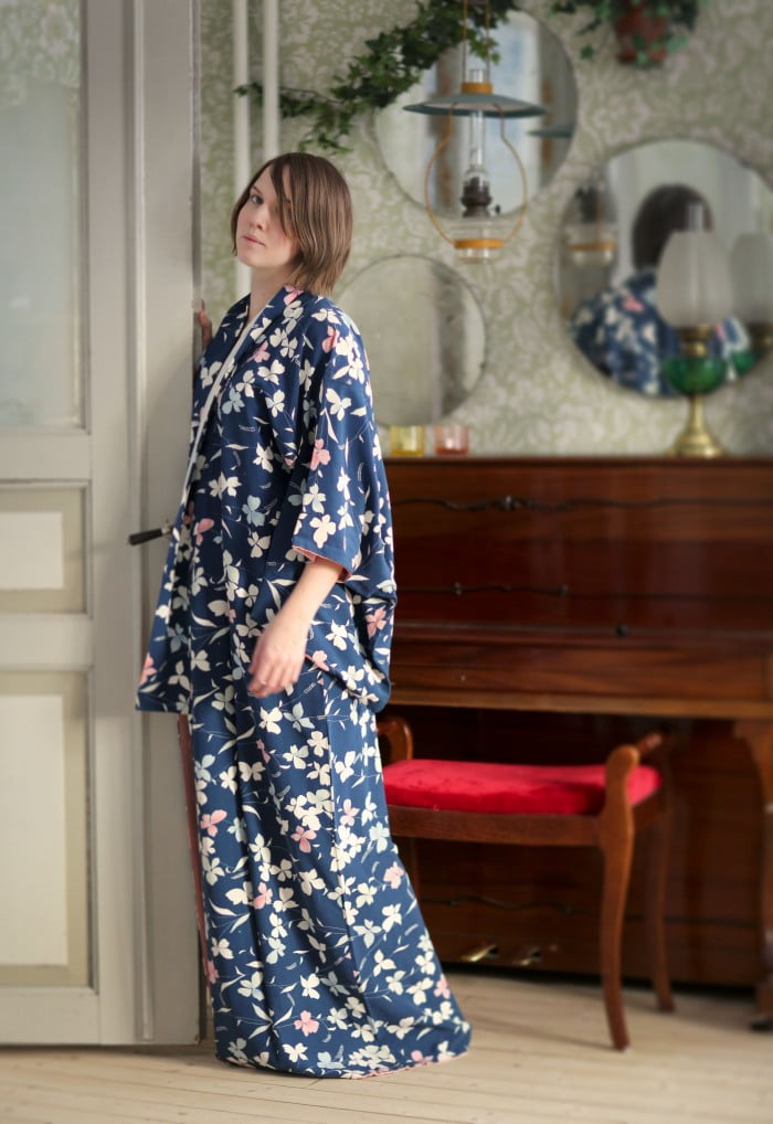 Kimono - Claras utstyrslar - UnderbaraClara 4c821509c094b