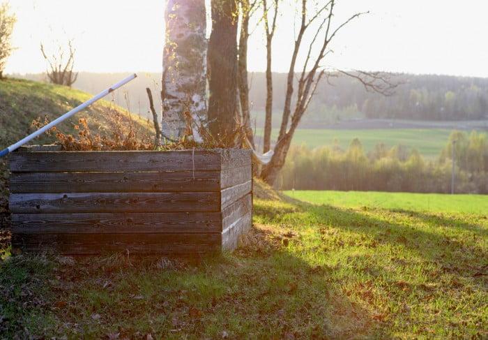 Utsikt från gården