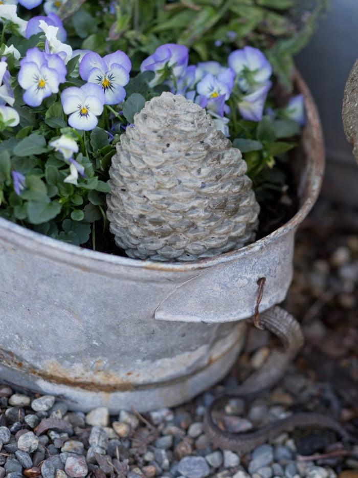 gjuta betong kotte form panduro