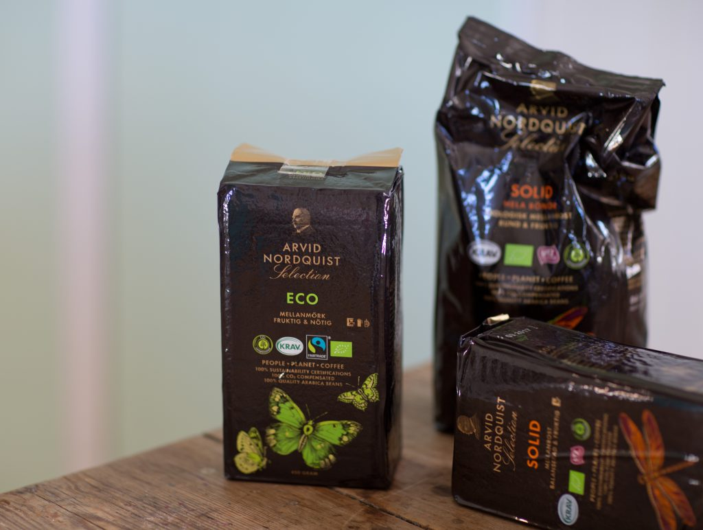 arvid nordquist kaffe tävling