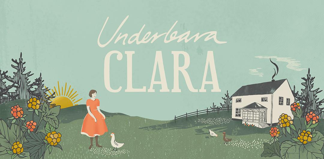 UnderbaraClara - UnderbaraClaras Värld ae077bf930281
