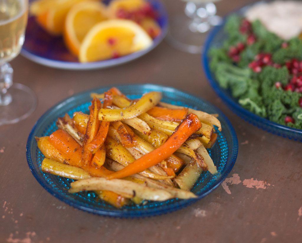 kanel glaserade morötter 036A3716