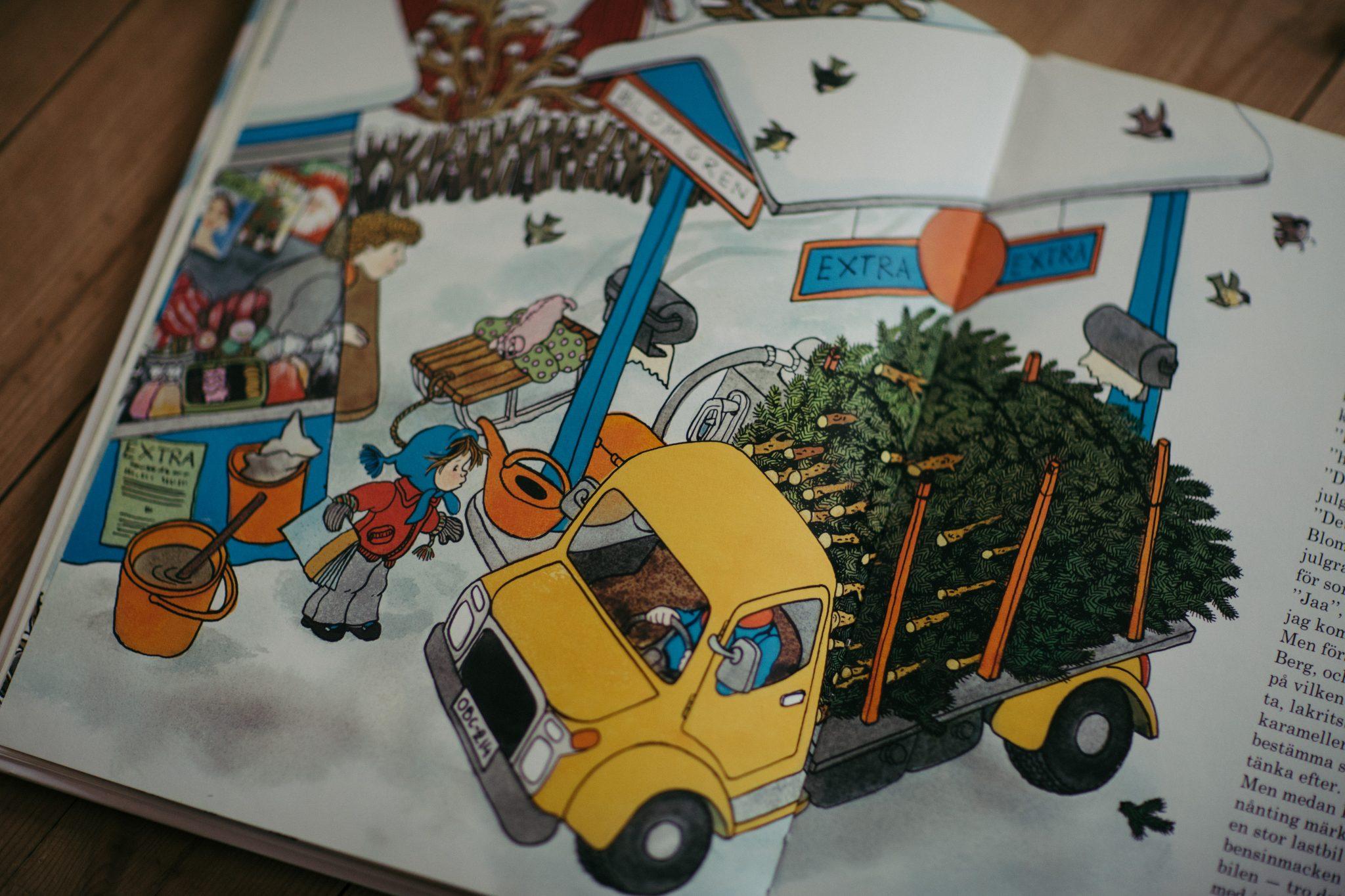 2fd18184dac6 De bästa julböckerna - Claras jul - UnderbaraClara