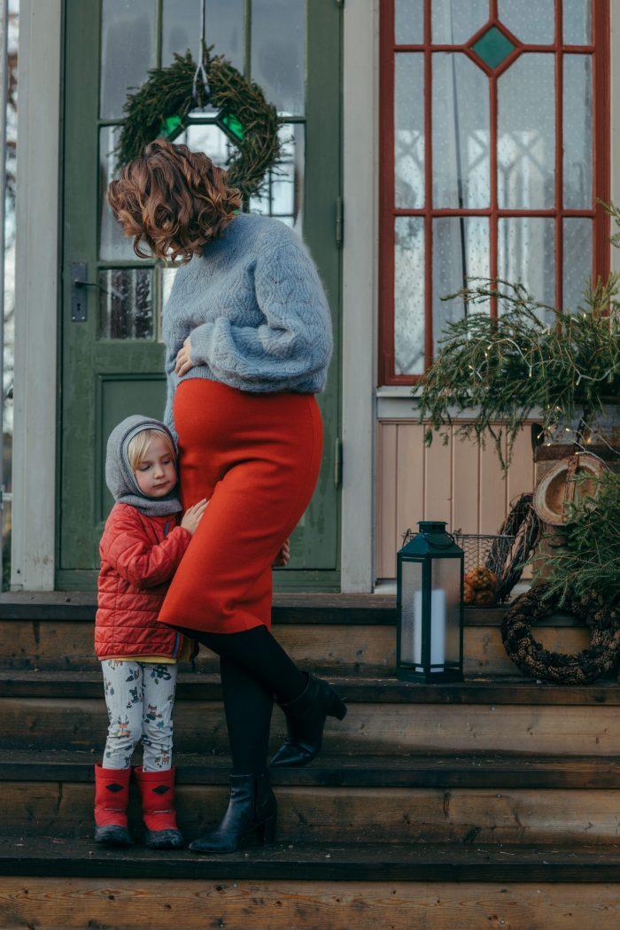 Gravidkläder en liten guide Barn & Mammaliv, Claras