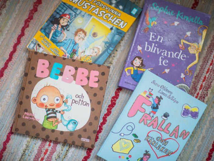 Mina ungar fick bland annat hem den sprillans nya boken om Frallan och  kärleken. Skriven av Sara Ohlsson och illustrerade av min personliga  favorit – Lisen ... 86f8d45c7809c