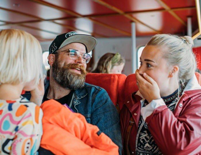96a5a59e Jag har inte varit på Holmön sedan jag var där med sexårs så jag var himla  spänd och peppad att få se mer!